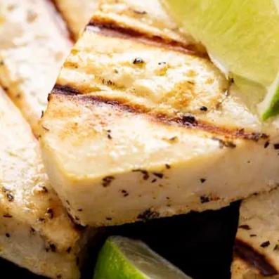 Antillean-Style grilled Swordfish or Shark
